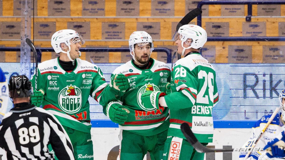Efter match: Leksand-Rögle 1-5